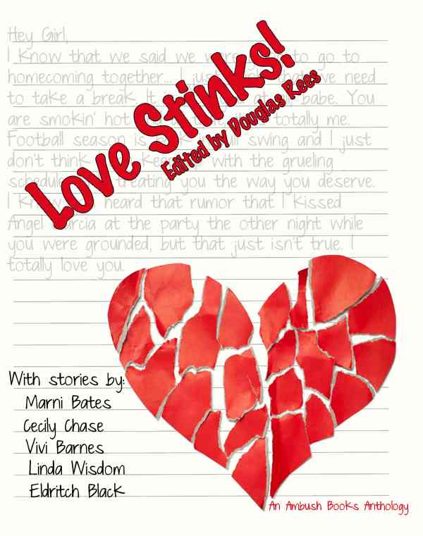 The Love Stinks! Book Cover