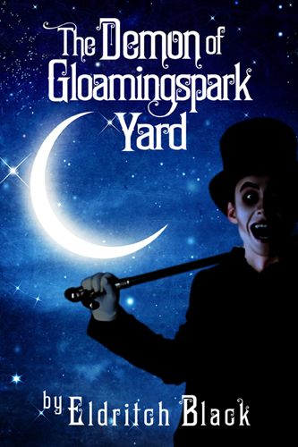 Cover for The Demon of Gloamingspark Yard
