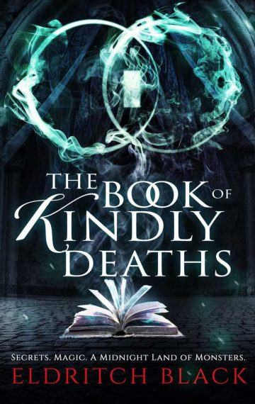 The Book of Kindly Deaths Cover