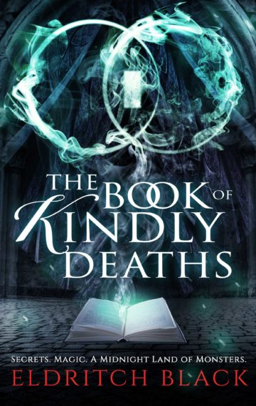 The Book of Kindly Deaths Cover rd