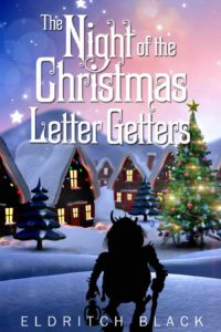Cover for The Night of the Christmas Letter Getters