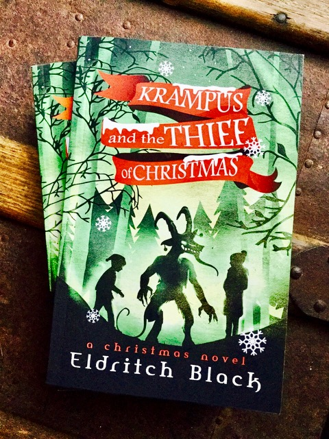The Christmas Novel Krampus and The Thief of Christmas