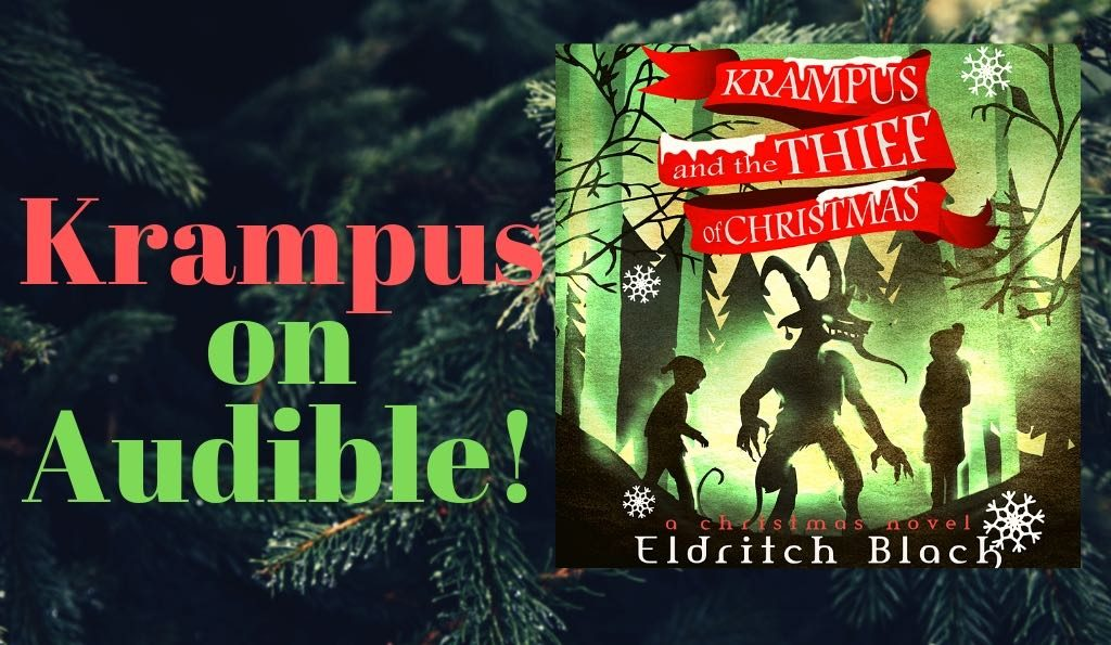 Krampus and The Thief of Christmas on Audible