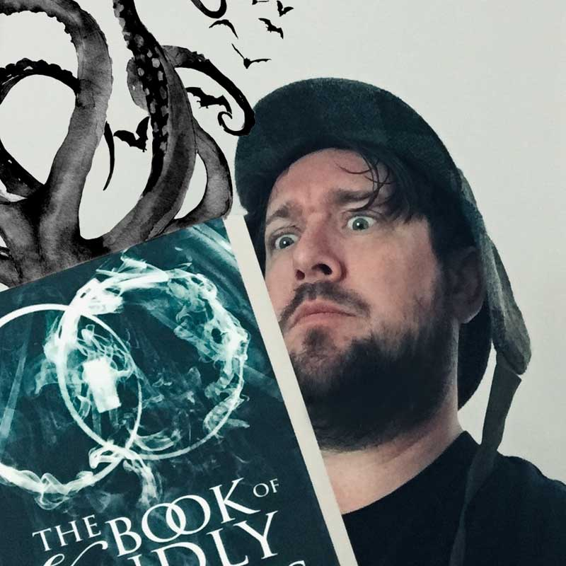Eldritch Black and The Book of Kindly Deaths