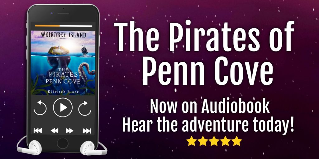 The Pirates of Penn Cove Audiobook