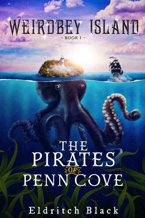 The cover of The Pirates of Penn Cove