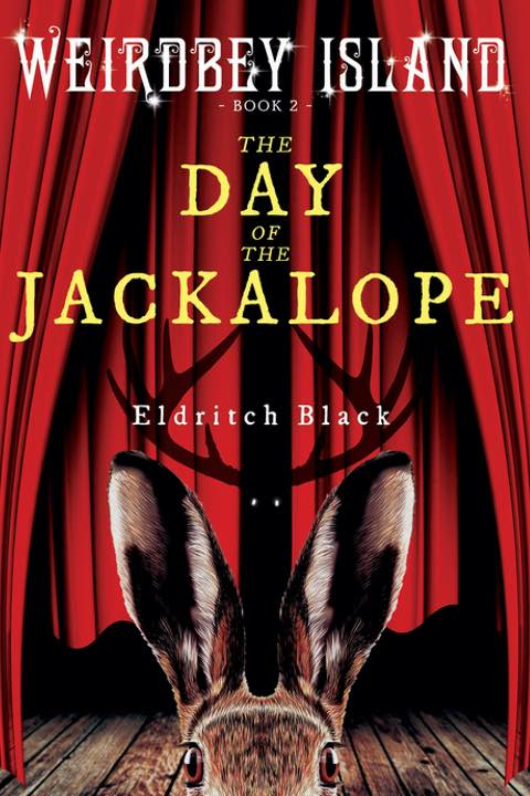 The Day of the Jackalope Cover