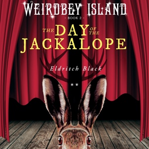 The Day of the Jackalope Audible Cover