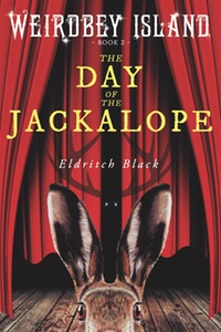 The Day of the Jackalope book cover