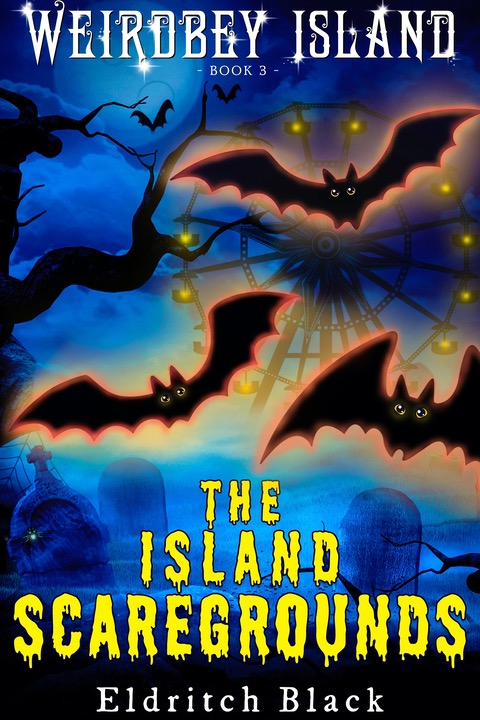 The Island Scaregrounds by Eldritch Black